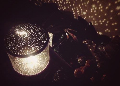 쇼핑백과 :: 아이디어 별조명무드등 beauty Star 별빛 무드등 /무