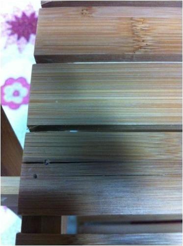 쇼핑백과 :: 대나무원목주방선반/코너형선반/사다리형3단선반 기타