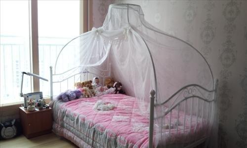쇼핑백과 :: 로엘 캐노피 수퍼싱글 침대세트(매트포함)