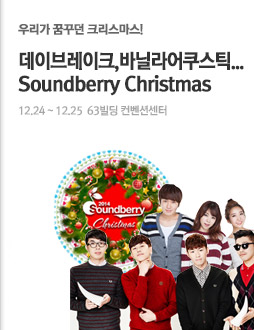 2014 Soundberry Christmas