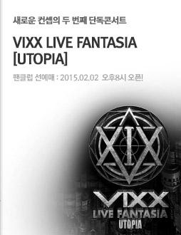 VIXX LIVE FANTASIA [UTOPIA]